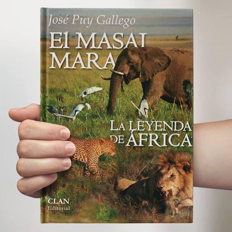 El Masai Mara. Jose Puy Gallego